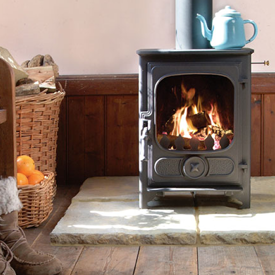 charnwood country 4 wood multifuel stove. Black Bedroom Furniture Sets. Home Design Ideas