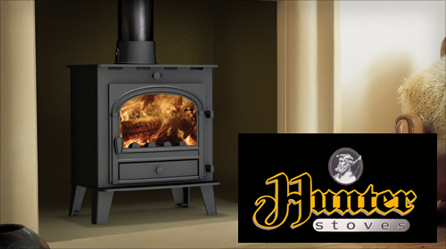 Hunter Stoves from RN Williams