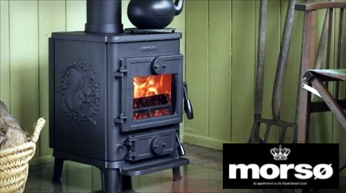 Morso Stoves from RN Williams