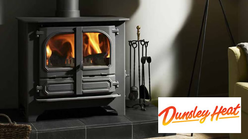 Dunsley Stoves from RN Williams