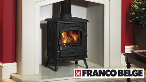 Franco Belge Stoves from RN Williams