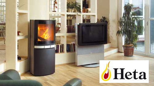 Heta Stoves from RN Williams