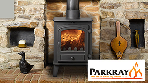 Parkray Stoves from RN Williams