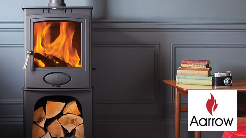 Aarrow Stoves from RN Williams