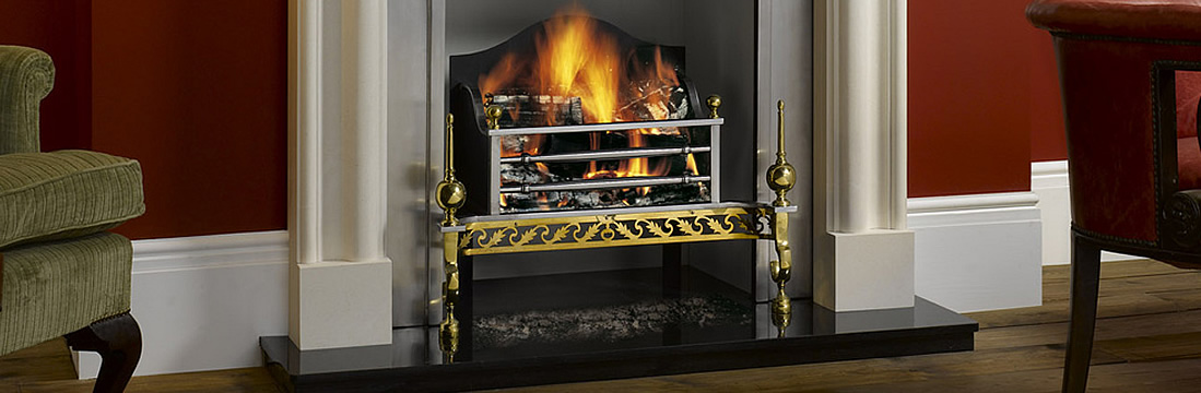 Fireplace North Wales  Fire Baskets