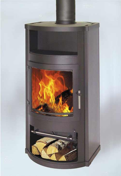 Scanline 16xl Woodburning Stove1