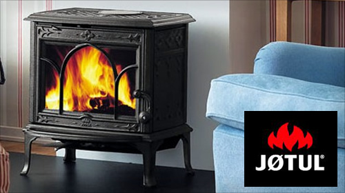 Jotul Stoves from RN Williams