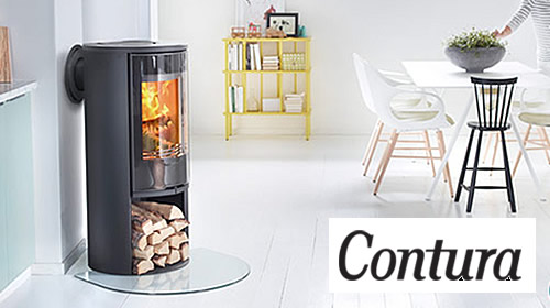 Contura Stoves from RN Williams