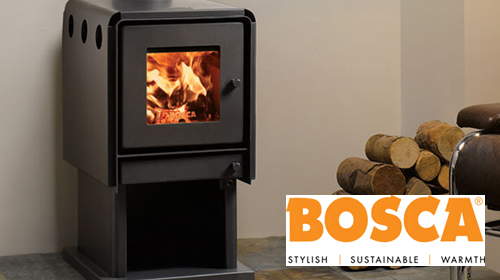 Bosca Stoves from RN Williams