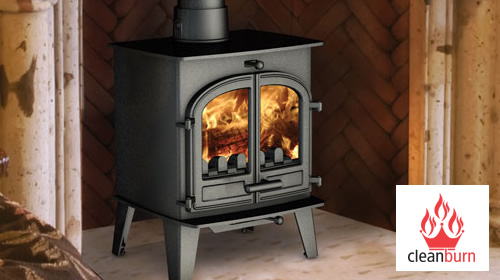 Cleanburn Stoves from RN Williams